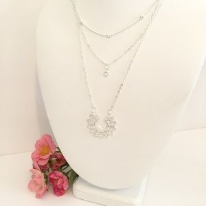 'Ambrosia' Multilayer Necklace